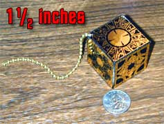 Puzzle Box Pull Chain